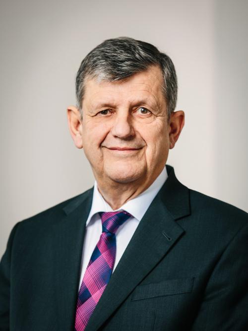Rechtsanwalt Prof. Dr. Friedrich L. Ekey